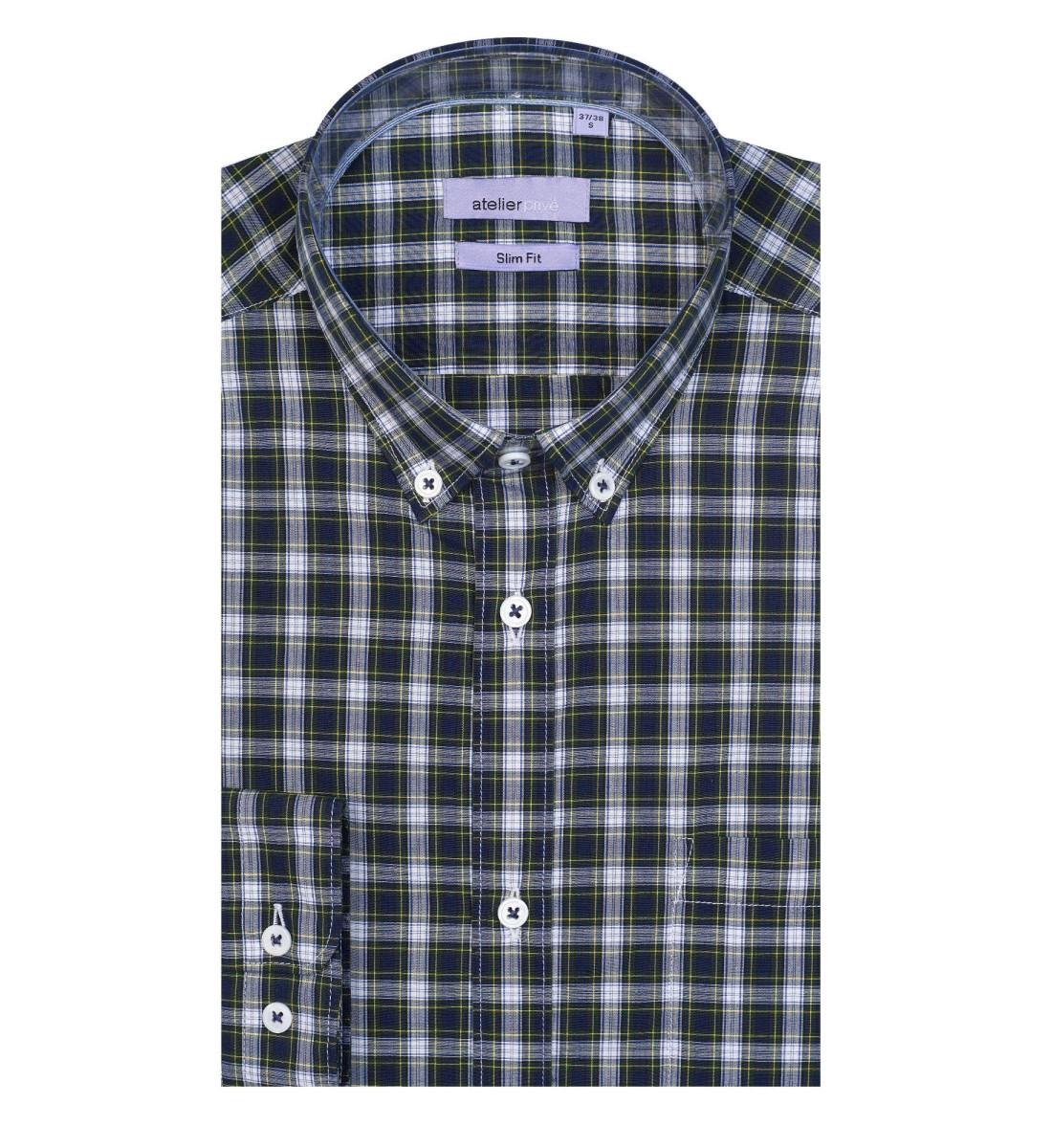 chemise cintrée KUIDER
