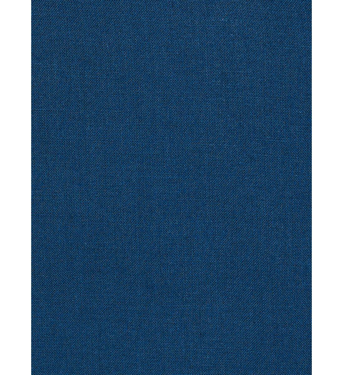 Chemise cintrée NYL bleu canard