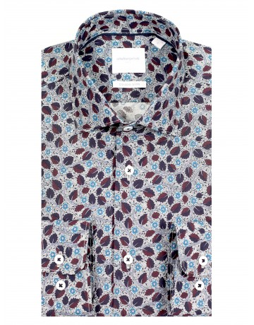 Chemise slim fit Liberty Obert