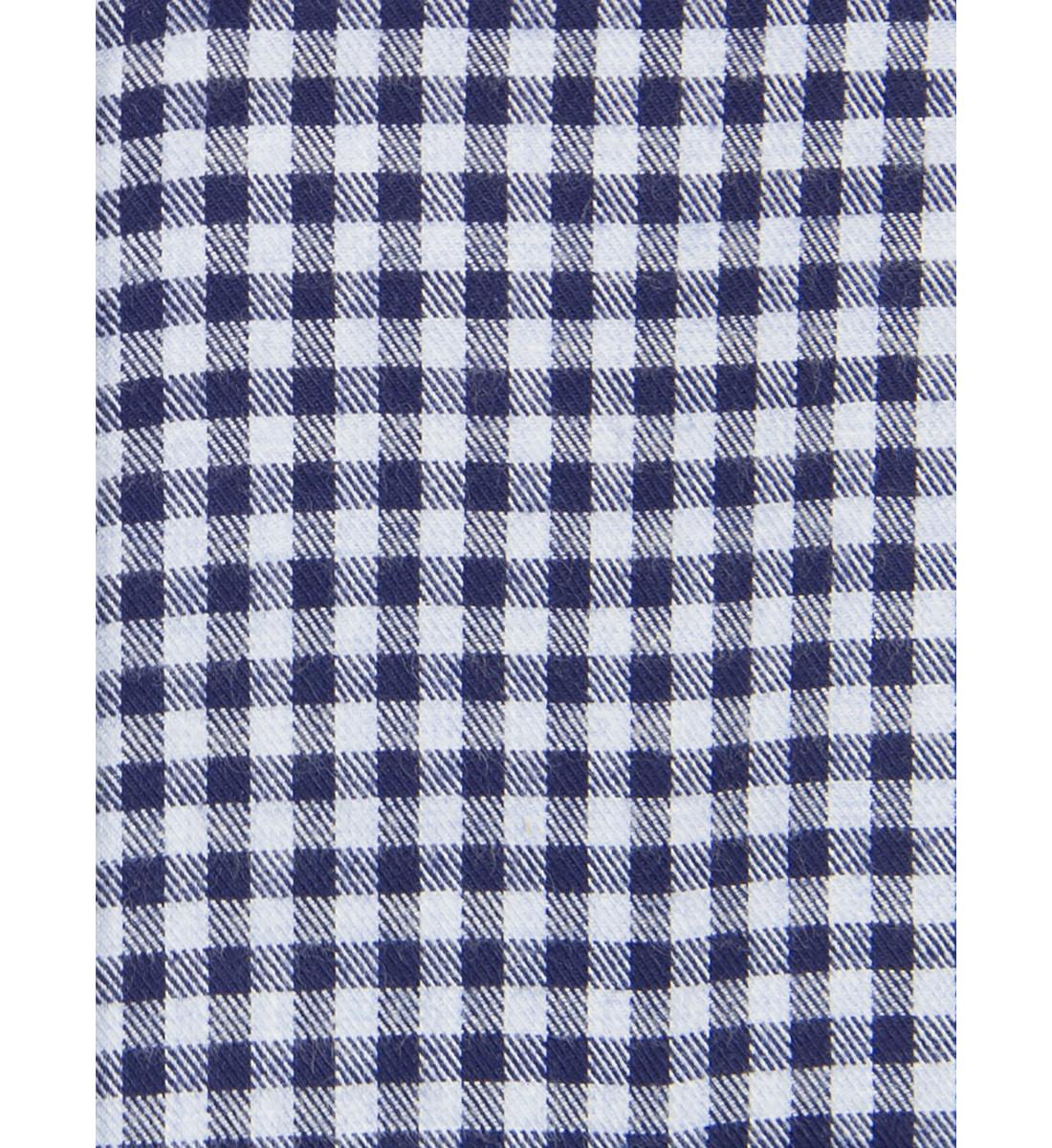 Chemise coupe droite Owen marine