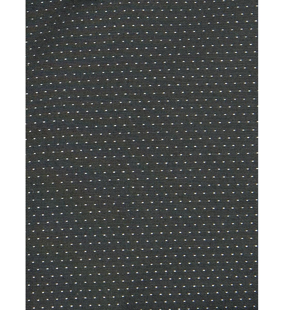 Chemise cintrée OTTO noir