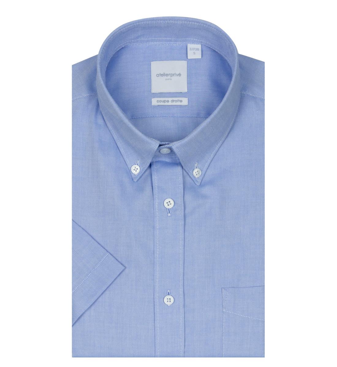 Chemise coupe droite PRIMU