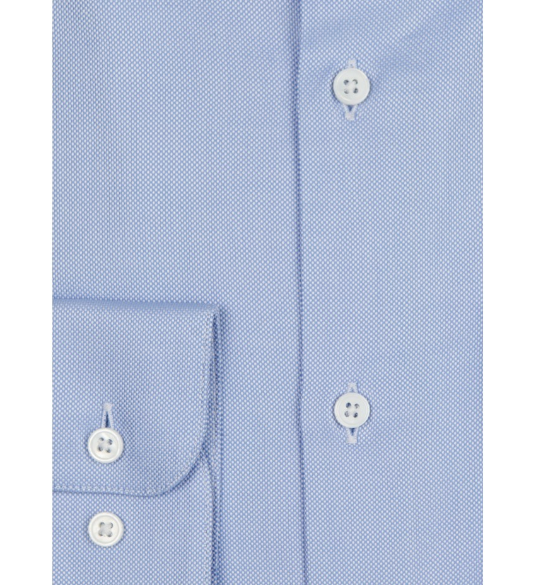 Chemise pointe diamantée CIEL slim fit col italien