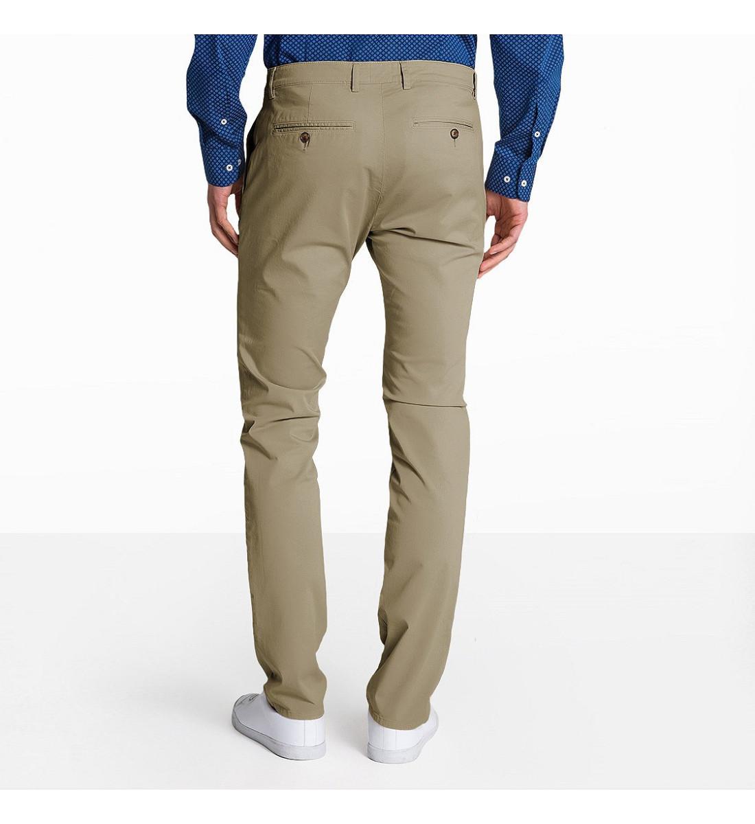 site officiel plus grand choix de nouveau produit Pantalon CHINO homme Kaki