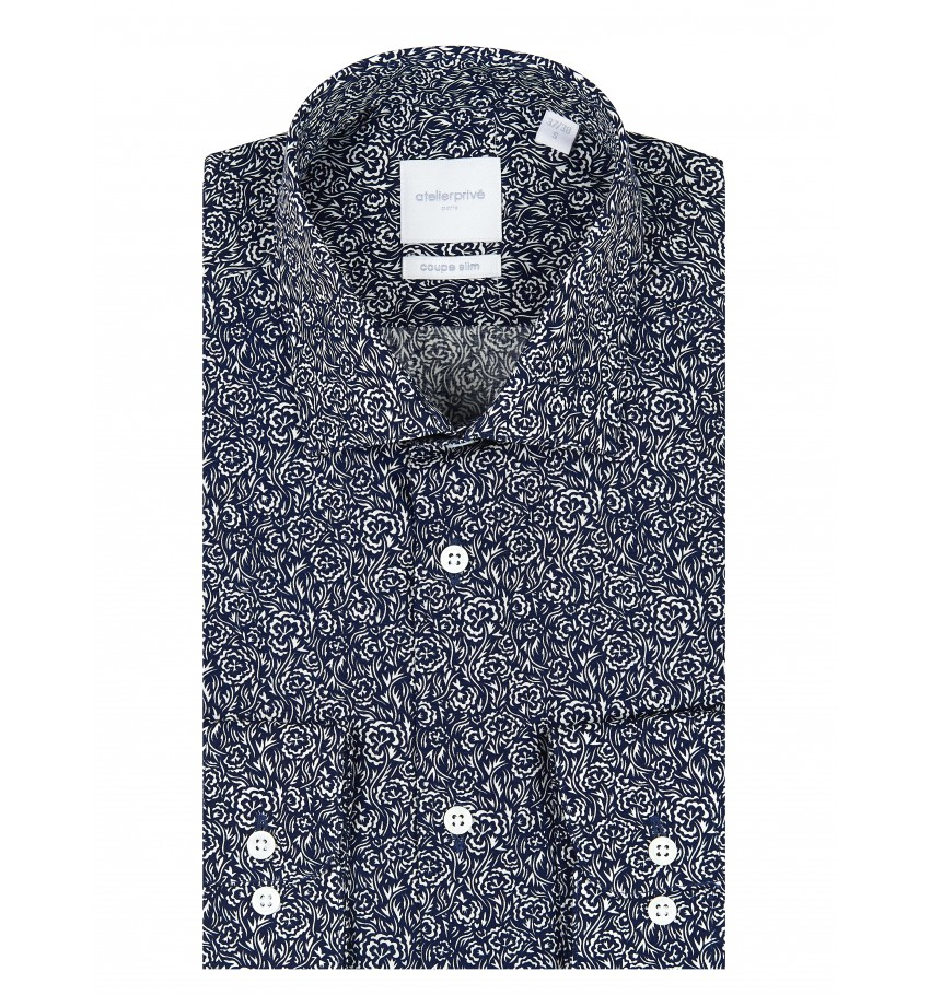 Chemise slim fit REOUVEN