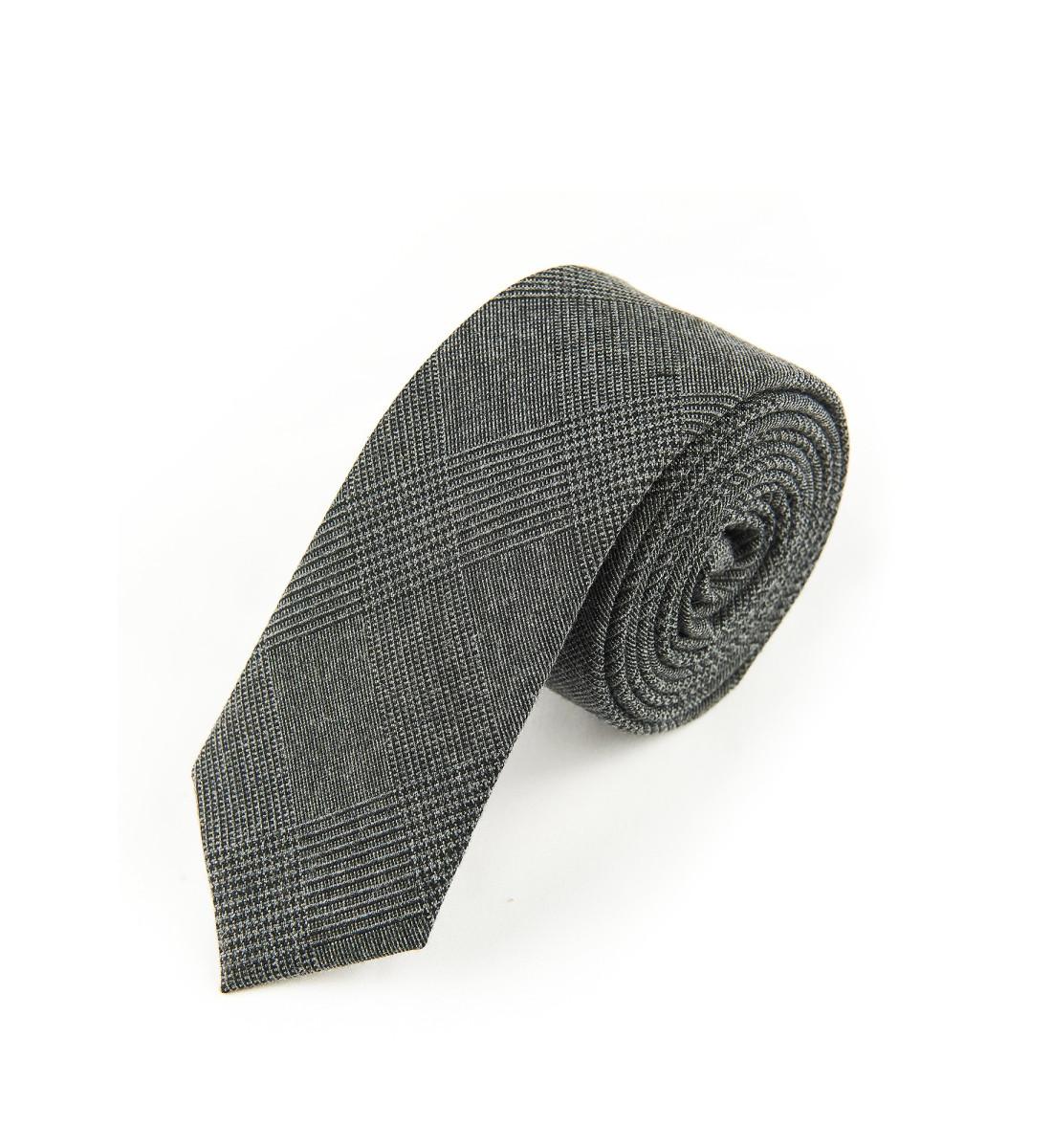 Cravate laine PRINCE DE GALLES
