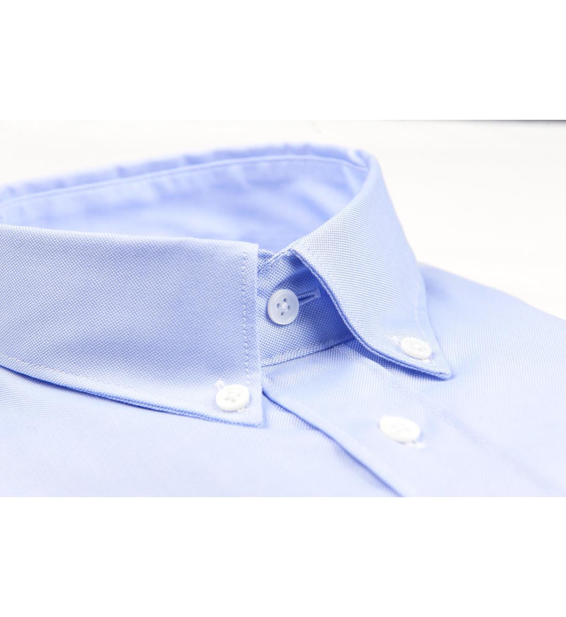 Chemise coupe droite oxford CIEL