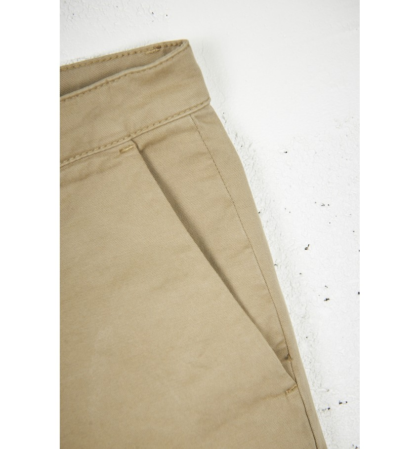 Pantalon CHINO homme TAUPE
