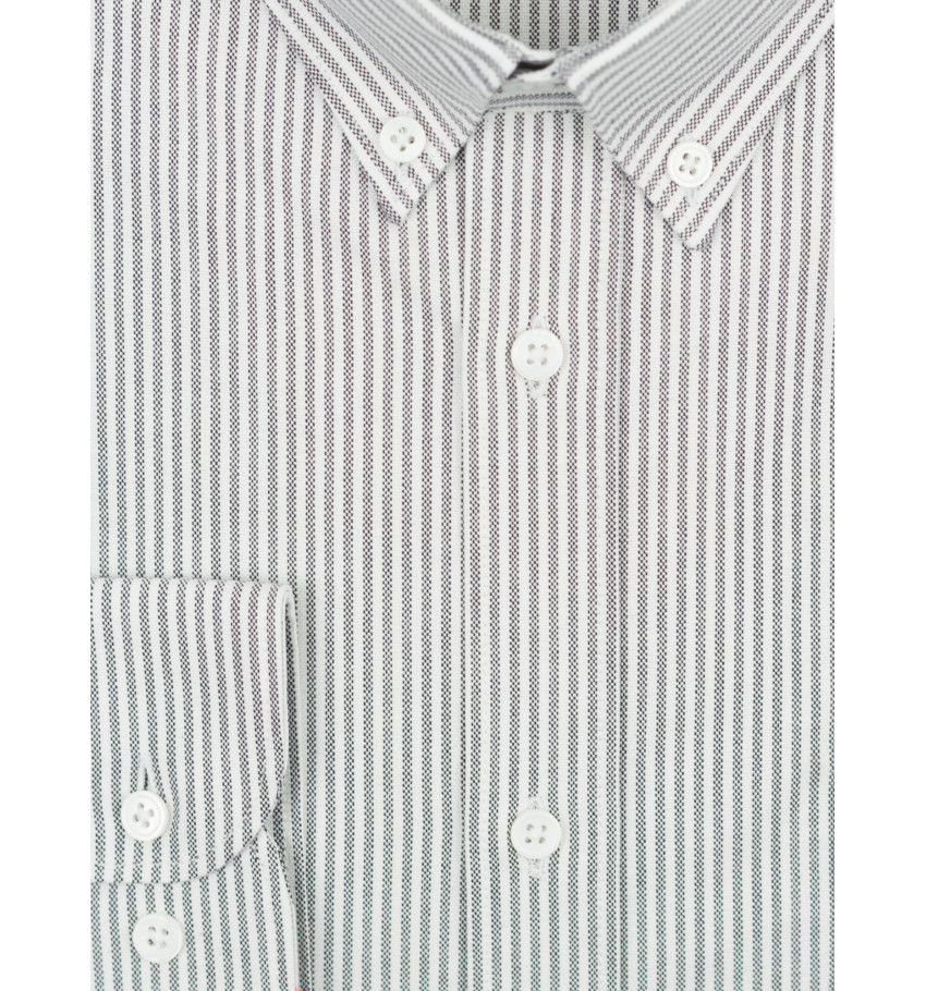 Chemise coupe droite TCHAO