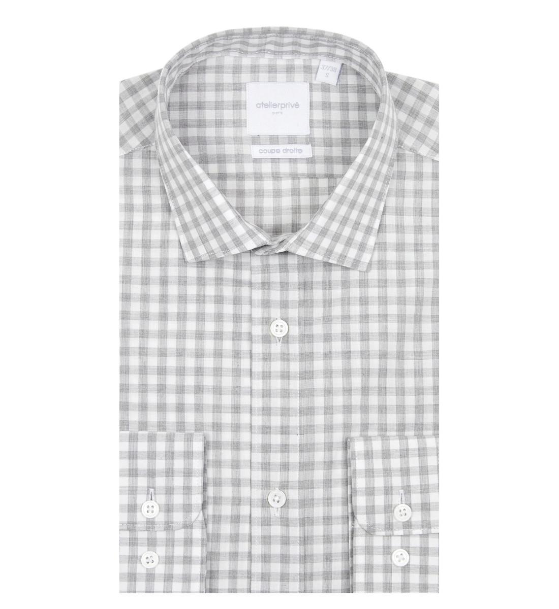 Chemise coupe droite ABIE