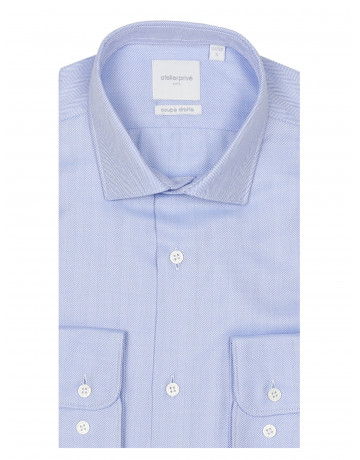Chemise coupe droite ALFRED