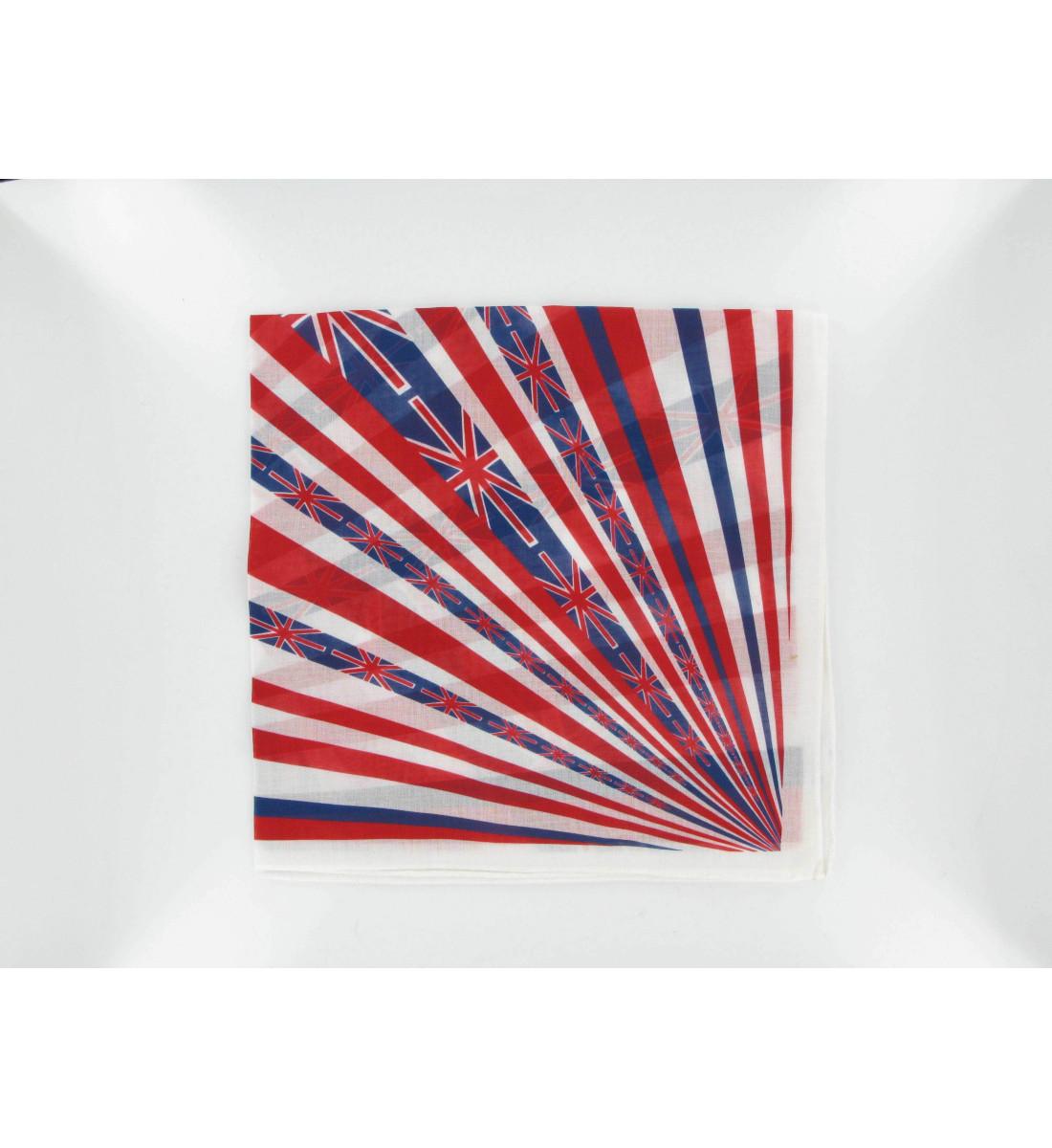 FOULARD ENGLISH FLAG
