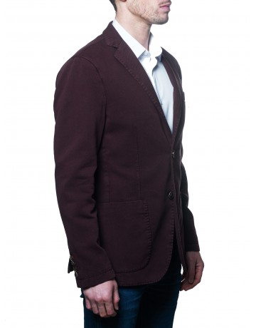 Veste ALAN bordeaux