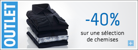 Chemises outlet